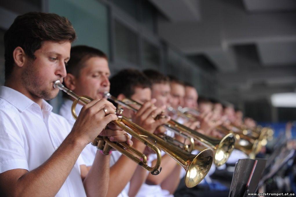 Об'єднаний духовий оркестр, Львів 2015